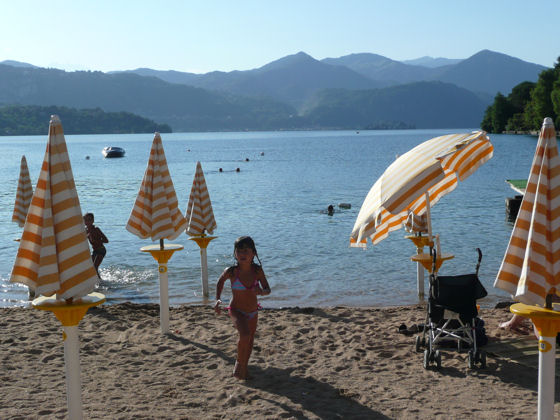 Miami Beach - Lake Orta - for all ages