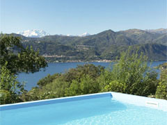 Villa Gelsomina: 5 apartments - large pool - wake up to a stunning lake view